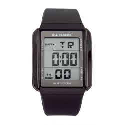 Montre All Blacks digitale rectangle 680034