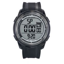 Montre All Blacks digitale ronde 680295