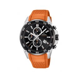 Montre Homme Festina Chronograph résine orange F20330/4