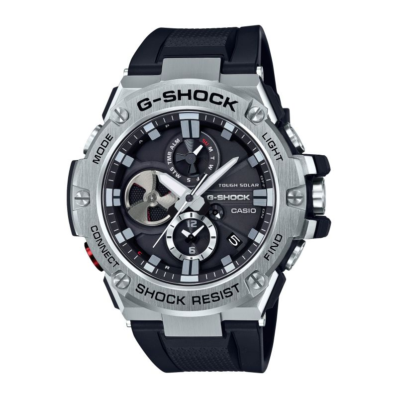 montre casio g steel