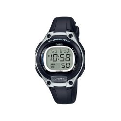 Casio digital junior gris et noir LW-203-1AVEF