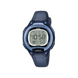 Casio digital junior bleu LW-203-2AVEF