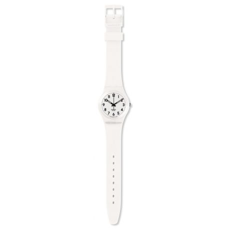 Montre Swatch Gent pour Homme GW151O - JUST WHITE SOFT