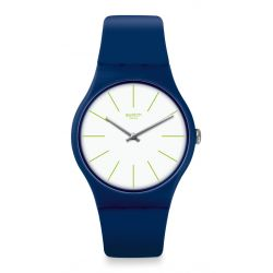 Montre Swatch New Gent pour Homme SUON127 - BLUESOUNDS