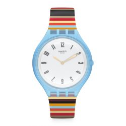 Montre Swatch Skin Big 40mm Winter 2017 SVUL100 - SKINSTRIPES