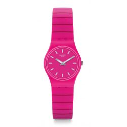 Montre Swatch Lady extensible small LP149B - FLEXIPINK S