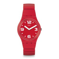 Montre Swatch Gent extensible small pour Femme GR173B - CHILI S