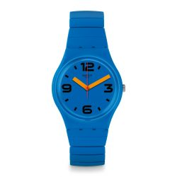 Montre Swatch Gent extensible small pour Femme GN251B - PEPEBLU S