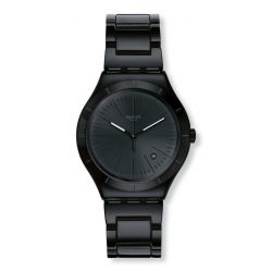 Montre Swatch Irony Big pour Homme YWB404G - NOIR INTENSE