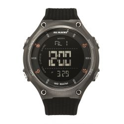Montre All Blacks digitale cadran noir 680407