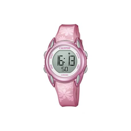 Montre enfant Calypso digitale rose k5735/5