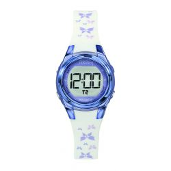 Montre Tekday digitale papillon pour fille 653996