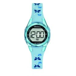 Montre Tekday digitale papillon pour fille 653994