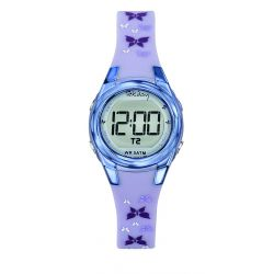 Montre Tekday digitale papillon pour fille 653993