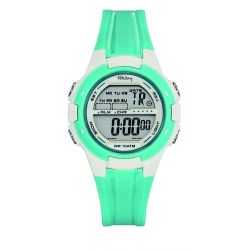 Montre Tekday digitale turquoise pour fille 653947