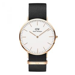Montre Homme Daniel Wellington Cornwall 40mm DW00100257