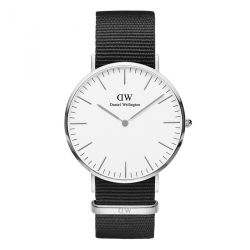 Montre Homme Daniel Wellington Cornwall 40mm DW00100258