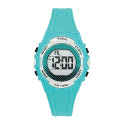 Montre Tekday digitale turquoise pour fille 654007
