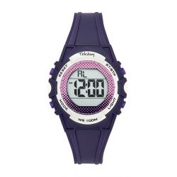 Montre Tekday digitale violet pour fille 654009