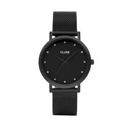 Montre Femme Cluse Pavane Black Stones 38mm CL18304