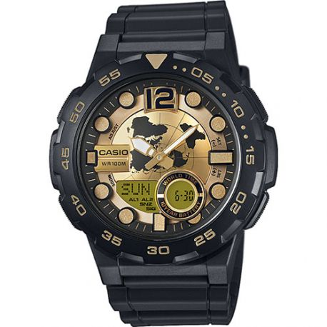 Montre Homme Casio Collection AEQ-100BW-9AVEF