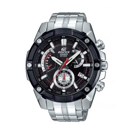 Casio Edifice pour Homme chrono rouge EFR-559DB-1AVUEF