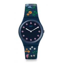 Montre Swatch Gent 34mm pour Femme GN256 - FLOWER CARPET