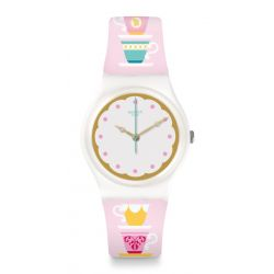 Montre Swatch Gent 34mm pour Femme GW191 - HIGH TEA