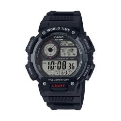 Casio digitale pour Homme AE-1400WH-1AVEF