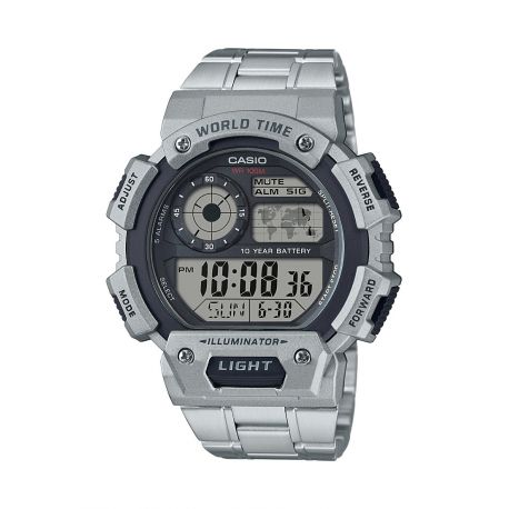 Casio digitale pour Homme AE-1400WHD-1AVEF