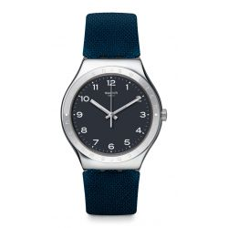 Montre Swatch Irony Big Classic 41mm pour Homme YWS102 - INKWELL