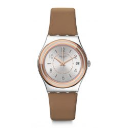 Montre Swatch Irony Medium 33mm pour Femme YLS458 - CARESSE DETE