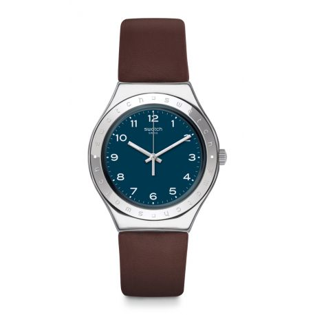 Montre Swatch Irony Big 37,4mm pour Homme YGS139 - TANNAGE