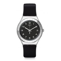 Montre Swatch Irony Big 37,4mm pour Homme YGS137 - CHARBON
