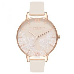 Olivia Burton Vegan Friendly Lace detail 38mm OB16MV80