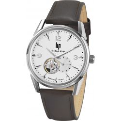 Montre Homme Lip automatique coeur battant 671566 - Himalaya 40