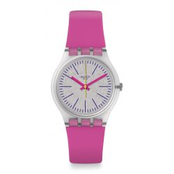 Montre Swatch Gent 34mm pour Femme GE256 - FLUO PINKY