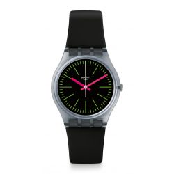 Montre Swatch Gent 34mm Unisex GM189 - FLUO LOOPY
