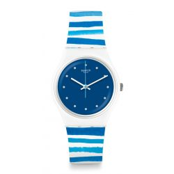 Montre Swatch Gent 34mm pour Femme GW193 - SEA VIEW