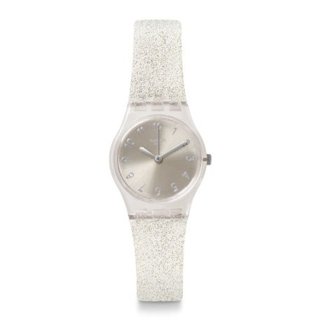 Montre Swatch Lady 25mm LK343E - SILVER GLISTAR TOO