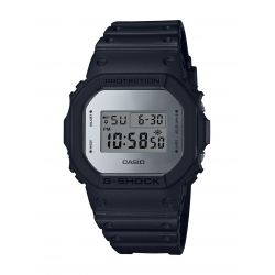 Montre Casio G-Shock avec flash alert DW-5600BBMA-1ER
