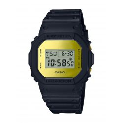 Montre Casio G-Shock avec flash alert DW-5600BBMB-1ER