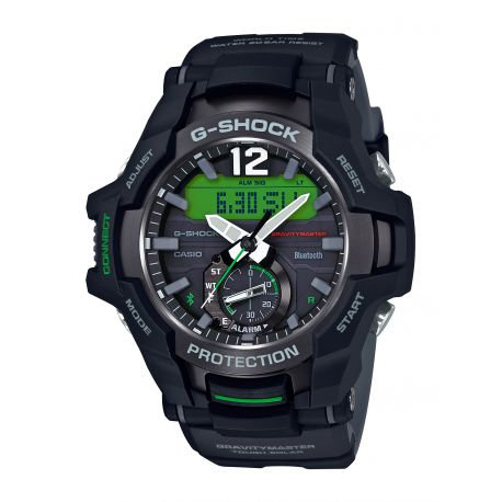 Casio Gr B100 Montre 1a3er Log Avec Gshock Bluetooth Flight On08Pkw