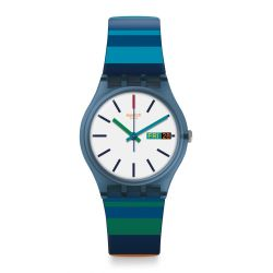 Montre Swatch Gent 34mm pour Femme GN724 - COLOR CROSSING