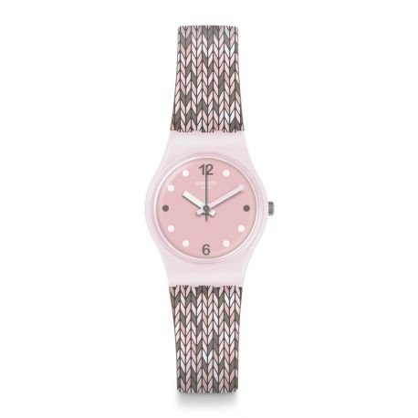 Montre Swatch Lady 25mm LP151 - TRICO'PINK