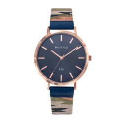 Montre Femme Go Girl Only Surprends-moi bracelet ethnique 699146