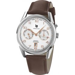 Montre Homme Lip automatique calendrier automatique 671590 - Himalaya 40