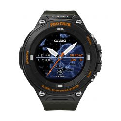 Montre Casio Pro Trek Smart - connectée WSD-F20A-GNBAE
