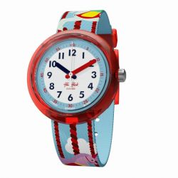 Montre Flik Flak pour Fille FPNP031 - MARY GO AROUND
