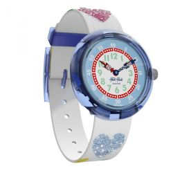 Montre Flik Flak pour Fille FBNP116 - LOVE MY HEARTH